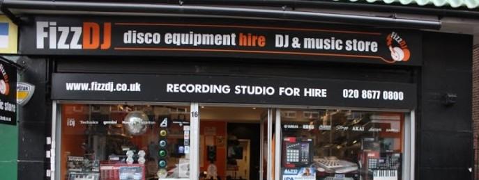 Fizz dj shop